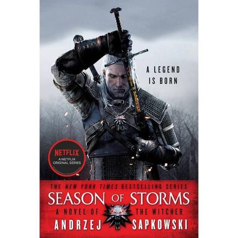 Season of Storms - (Witcher) by  Andrzej Sapkowski (Paperback) - image 1 of 1