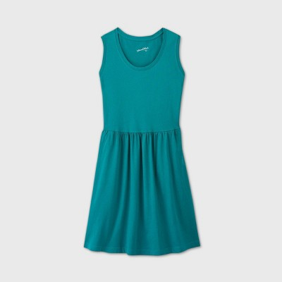 Women's Sleeveless Babydoll Dress - Universal Thread™