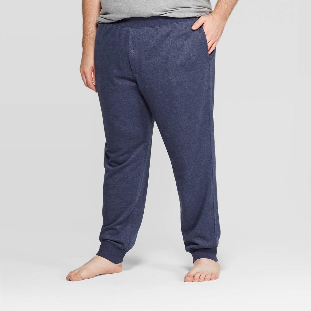 Men 39 S Tall Knit Jogger Pajama Pants Goodfellow 38 Co 8482 Xavier Navy Xlt