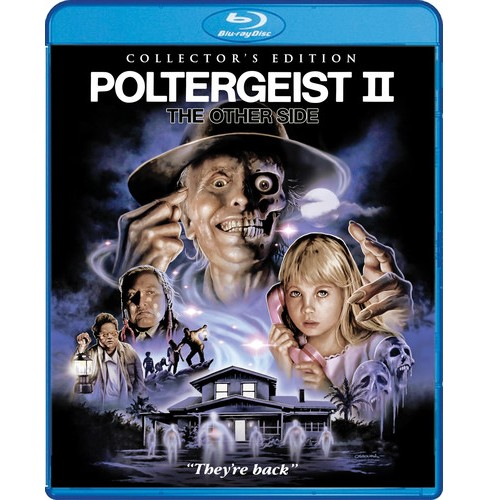 Poltergeist Ii:Other Side (Blu-ray) - image 1 of 1