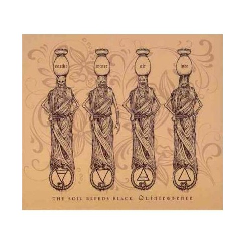 Soil Bleeds Black (The) - Quintessence (CD) - image 1 of 1