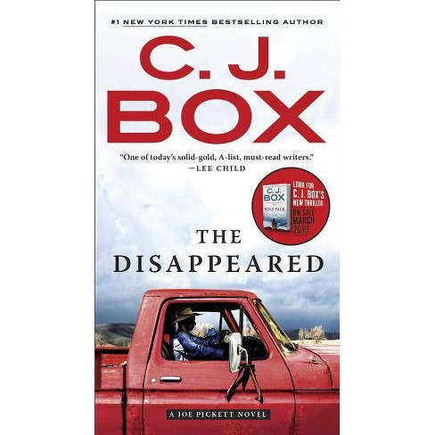 The Disappeared - (Joe Pickett Novel)by  C J Box (Paperback) - image 1 of 1