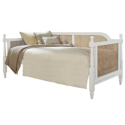 Melanie Upholstered Daybed Twin White Fabric - Hillsdale Furniture