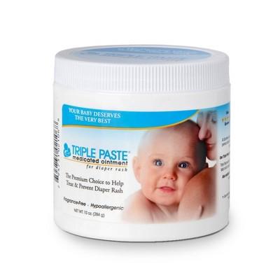 Triple Paste Diaper Rash Ointment - 10.0oz