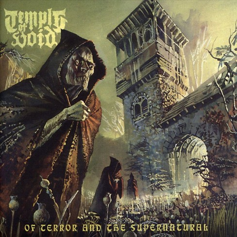 Temple of void - Of terror and the supernatural (CD) - image 1 of 1