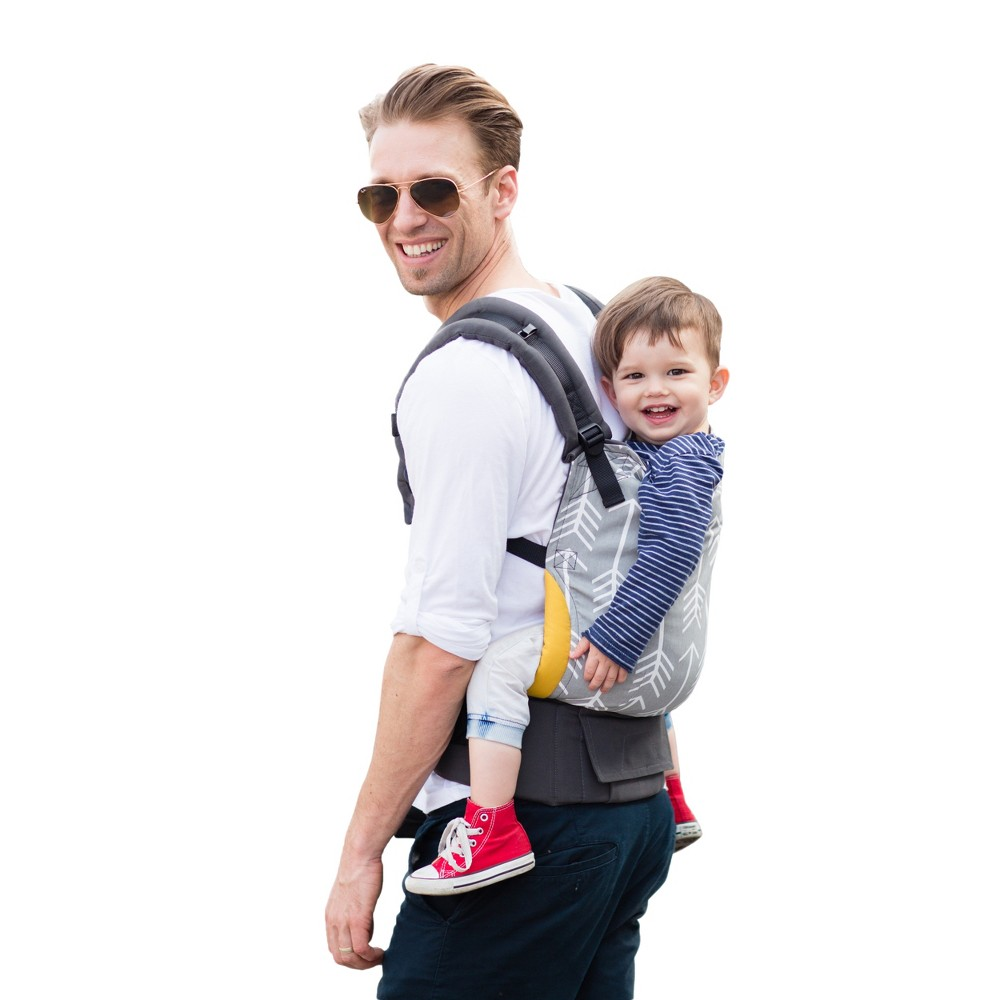 Baby Tula Toddler Carrier - Archer, Gray