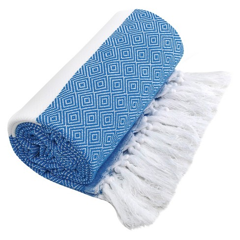 Diamond Weave Pestemal Turkish Cotton Beach Towels Linum Home Textiles Target