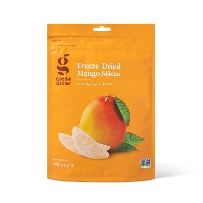 Freeze Dried Mango Slices - 3oz - Good & Gather™
