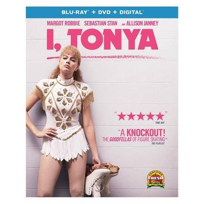 I, Tonya (Blu-ray + DVD+ Digital)