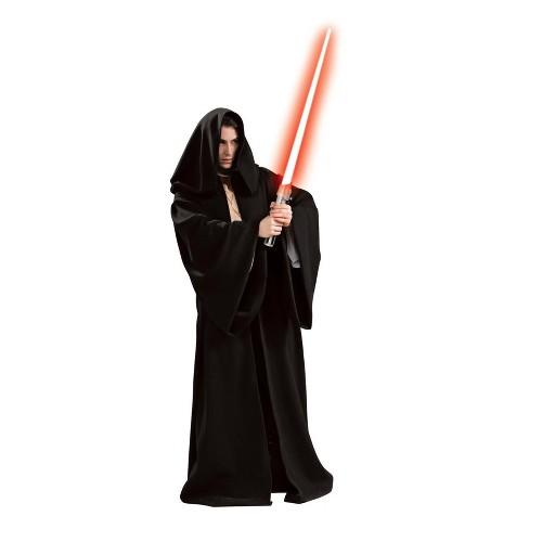 Halloween Star Wars Men's Deluxe Sith Robe Costume - One Size