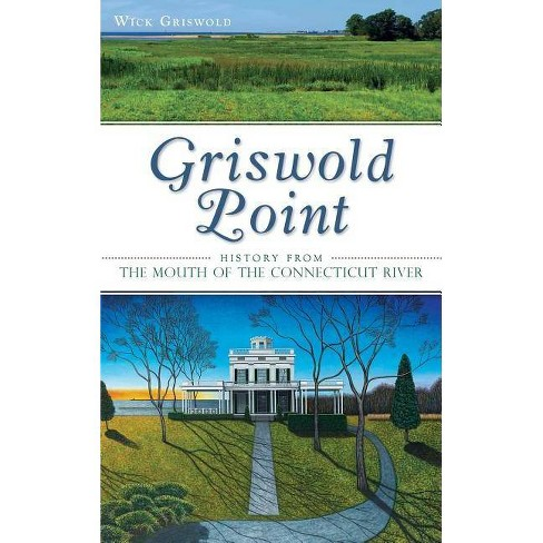 Griswold Point - by  Wick Griswold (Hardcover) - image 1 of 1