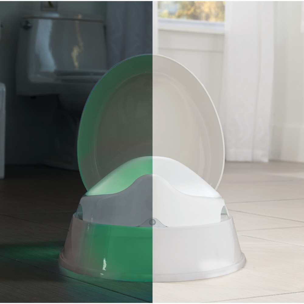 Image of The First Years Light Up Potty System - White