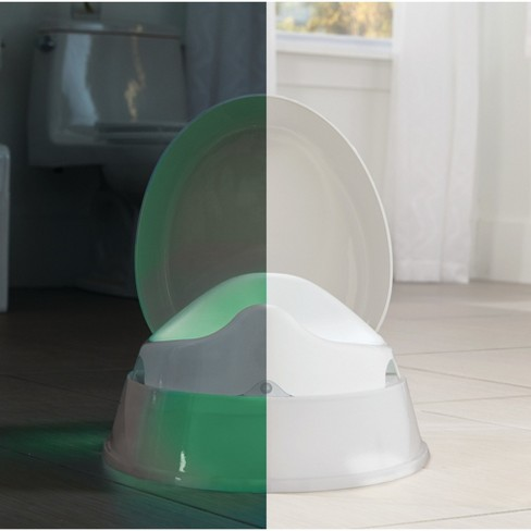 The First Years Light Up Potty System - White - image 1 of 4