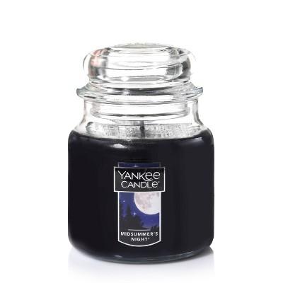 14.5oz Glass Jar Midsummer's Night Candle - Yankee Candle