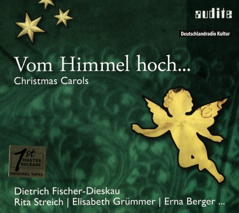 Various - Vom himmel hoch christmas carols (CD) - image 1 of 1