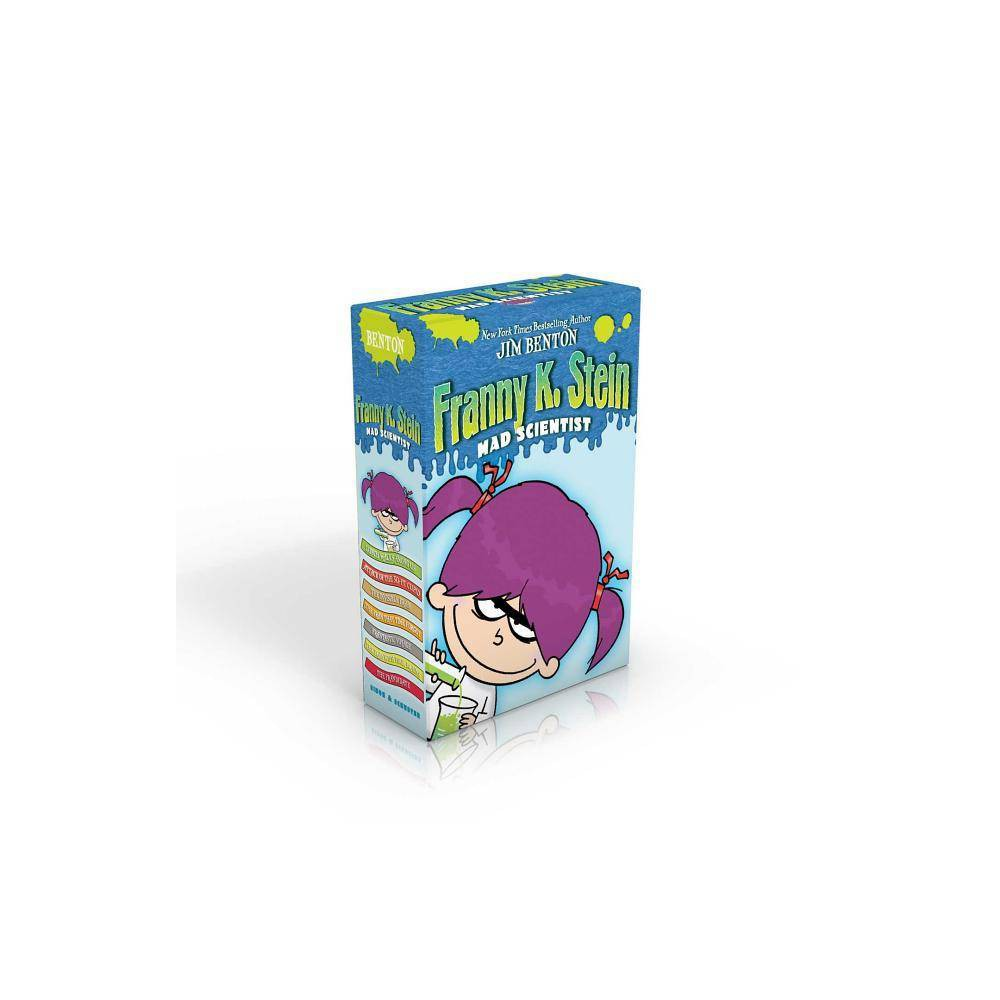 The Complete Franny K Stein Mad Scientist By Jim Benton Paperback
