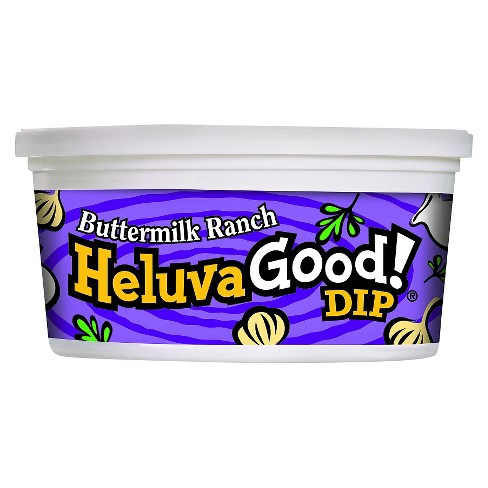 Heluva Good Buttermilk Ranch Sour Cream Dip 12oz - image 1 of 1