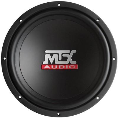 """MTX TN12-04 12"""" 400 Watt Sub Woofer Car Audio Power Bass Subwoofer TN1204"""