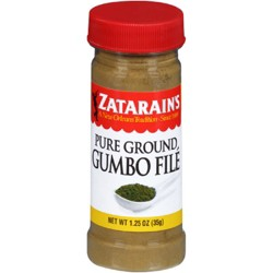 Zatarain's® Pure Ground Gumbo File Spice - 1.25oz