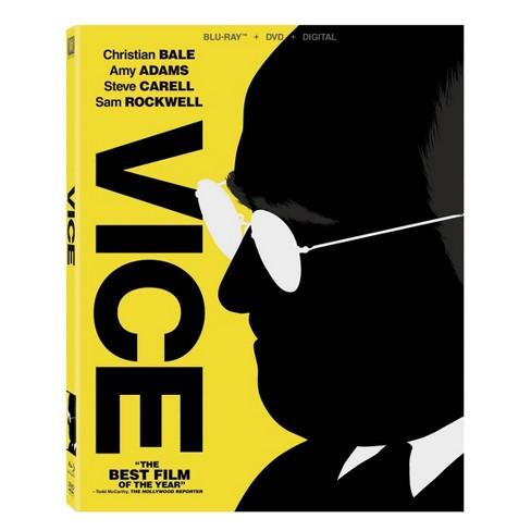 VICE (Blu-Ray + DVD + Digital) - image 1 of 1