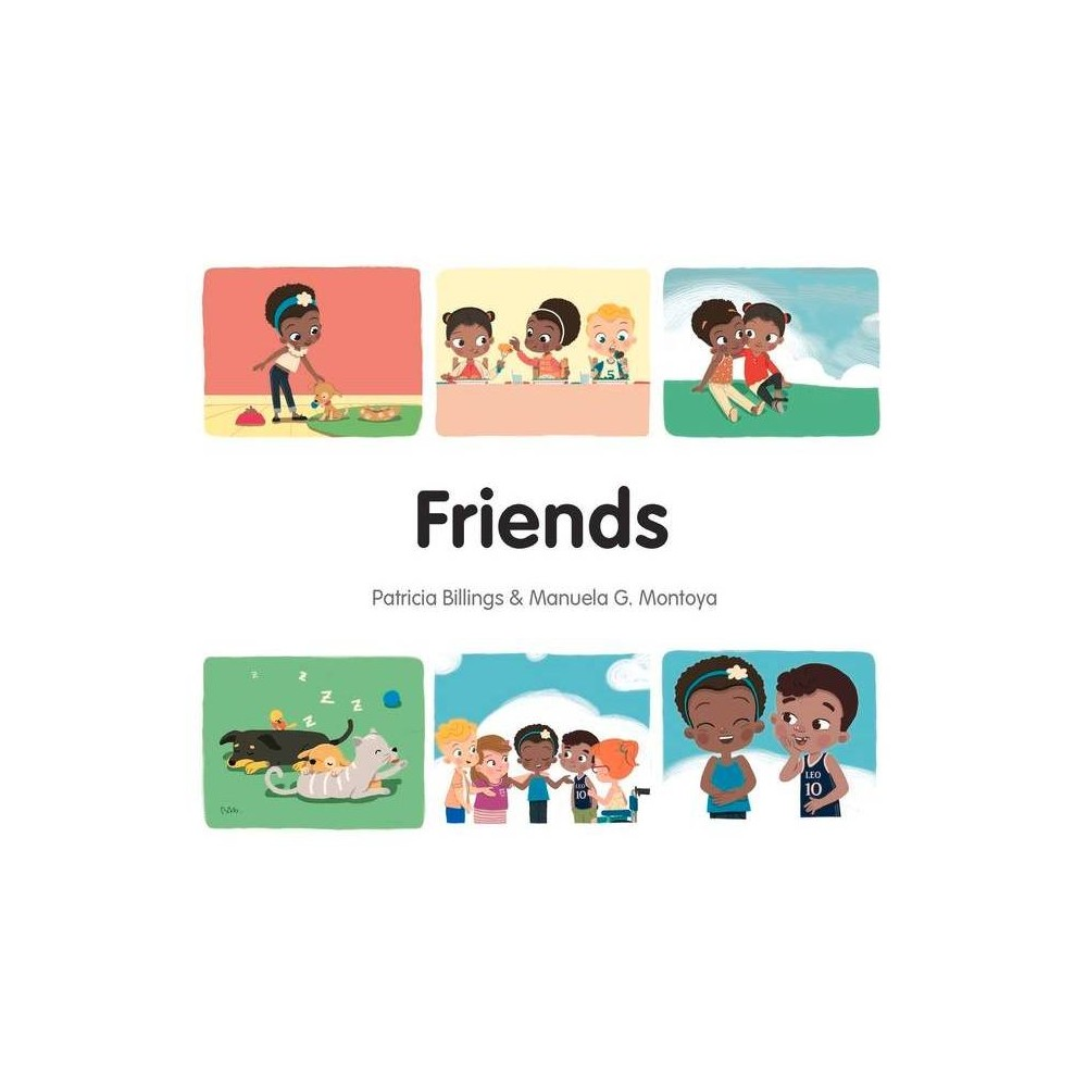 Friends My First Book By Patricia Billings Board Book