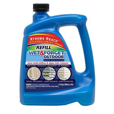 Wet & Forget Hose End Refill - 48oz