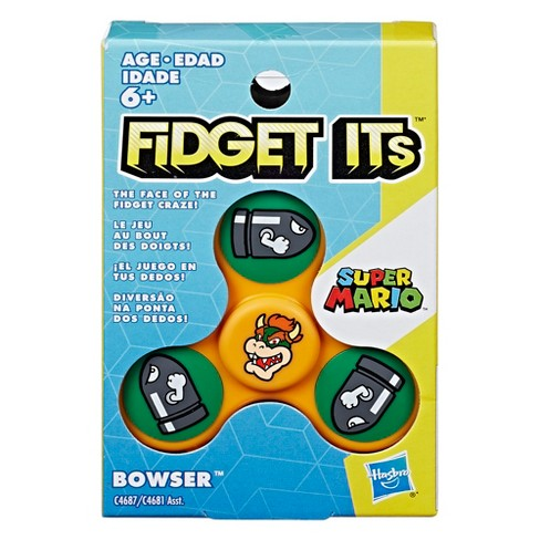 Fidget Its Nintendo Bowser Graphic Spinner - image 1 of 9