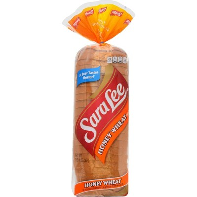 Packaged Bread: Sara Lee Bread