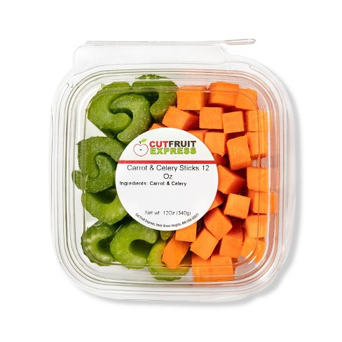 Carrot & Celery Sticks - 12oz - image 1 of 1
