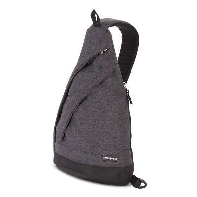 SWISSGEAR Monosling Backpack - Heather Gray