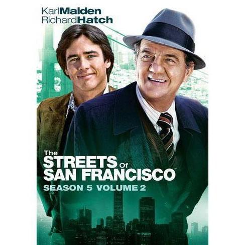 The Streets of San Francisco: Season 5, Volume 2 (DVD) - image 1 of 1