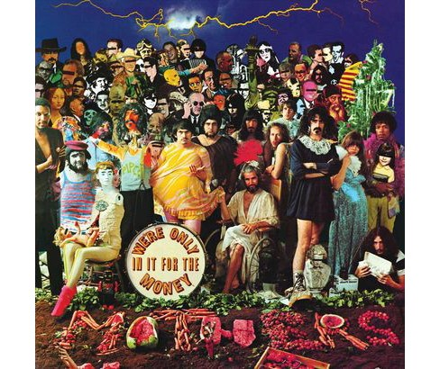 Frank Zappa - We're Only In It For The Money (CD) - image 1 of 1