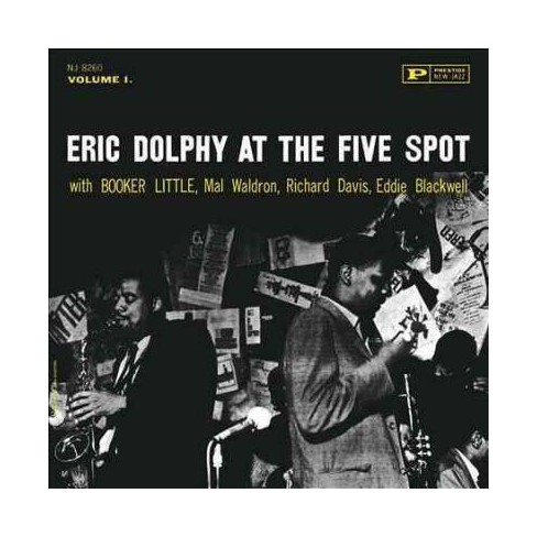 Eric Dolphy - At The Five Spot, Vol. 1 (Vinyl) - image 1 of 1