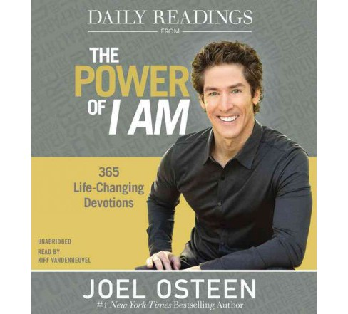 Daily Readings from the Power of I Am : 365 Life-Changing Devotions (Unabridged) (CD/Spoken Word) (Joel - image 1 of 1