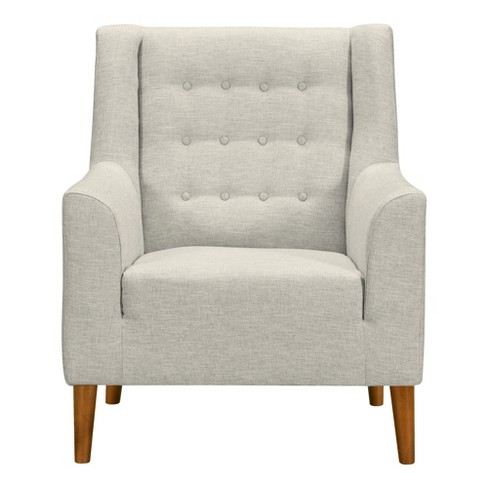 Nubia Mid Century Accent Chair - Armen Living - image 1 of 6