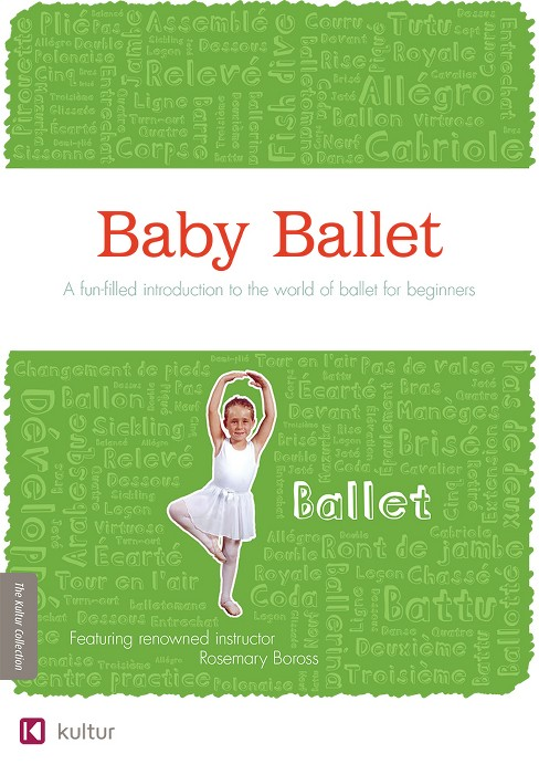 Baby ballet (DVD) - image 1 of 1