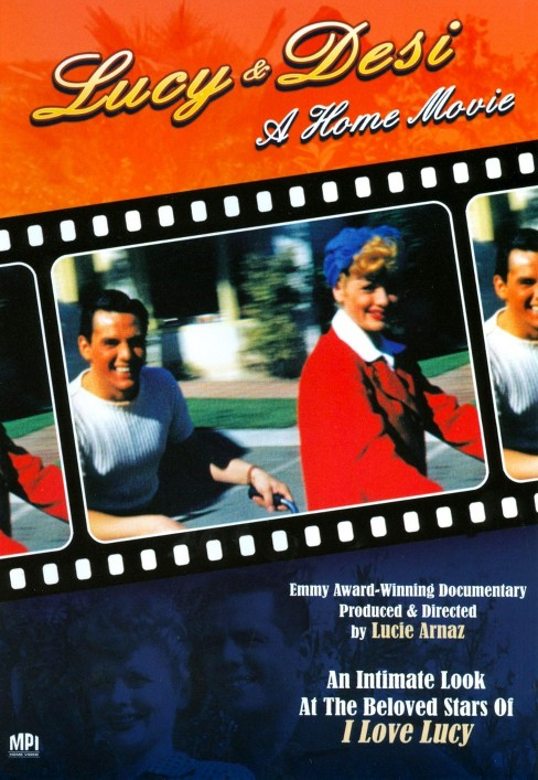 Lucy And Desi:Home Movie (DVD) - image 1 of 1