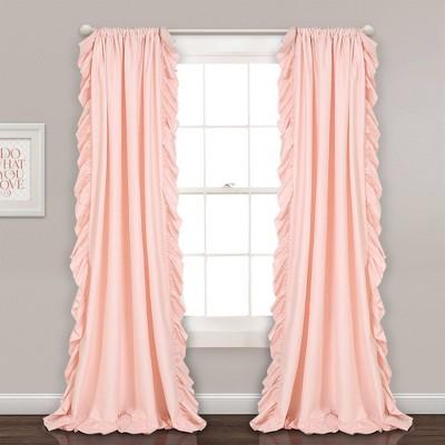 Reyna Light Filtering Window Curtain Panel - Lush Décor