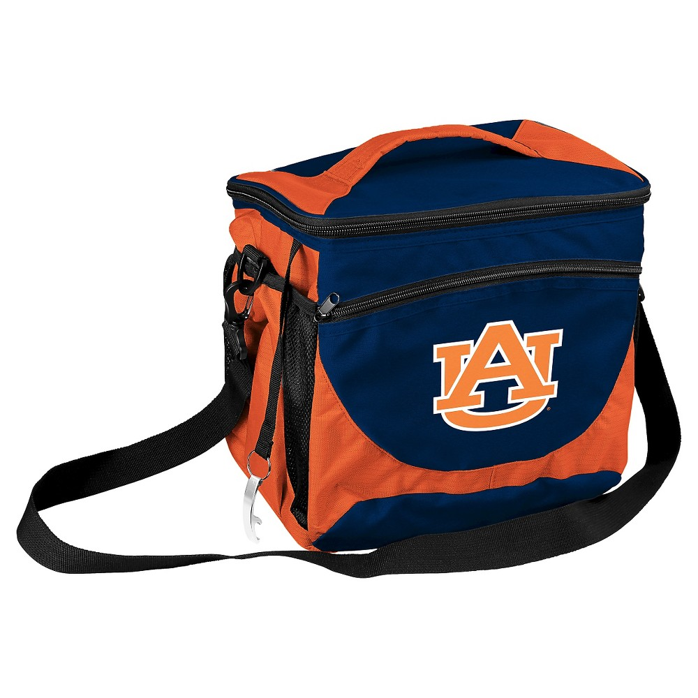 Auburn Tigers 24 Can Cooler Lunch Box