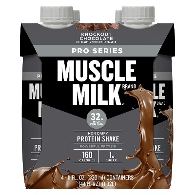 Protein & Meal Replacement: Muscle Milk Pro Series