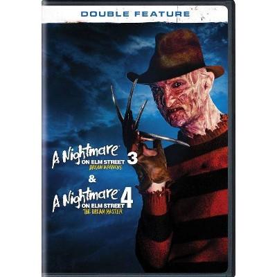 A Nightmare on Elm Street 3 & 4 (DVD)(2017)