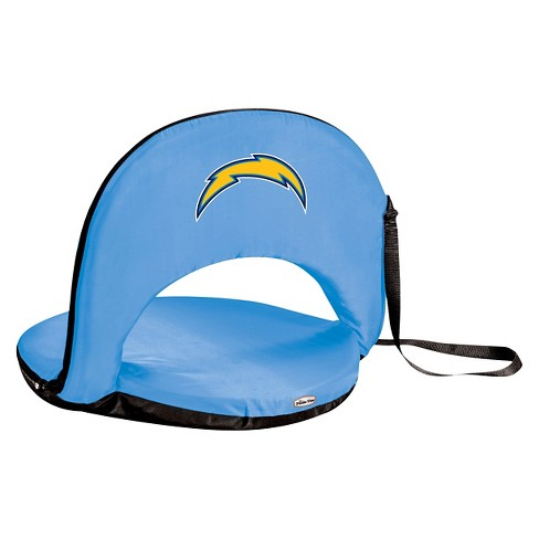 NFL San Diego Chargers Oniva Seat Portable Recliner Chair by Picnic Time - Sky Blue - image 1 of 1