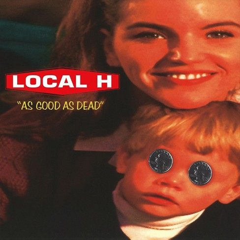 Local H - As Good As Dead (Vinyl) - image 1 of 1