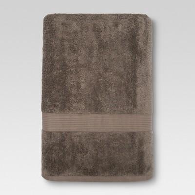 Performance Solid Bath Sheet River Birch - Threshold™