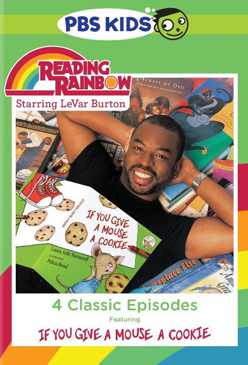 Reading Rainbow: If You Give a Mouse a Cookie - image 1 of 1