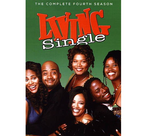 Living Single:Complete Fourth Season (DVD) - image 1 of 1