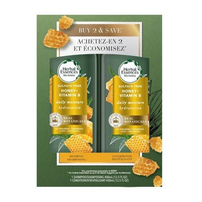 Herbal Essences Ale & Honey Dual Pack - 27 fl oz