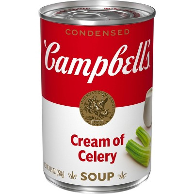 Campbell's Condensed Cream of Celery Soup - 10.5oz