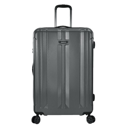 "Traveler's Choice 30"" La Serena Spinner Suitcase - Gray"