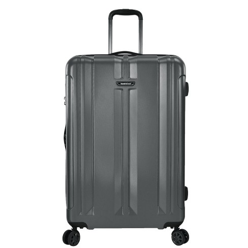 """Traveler's Choice 30"""" La Serena Spinner Suitcase - Gray - image 1 of 4"""